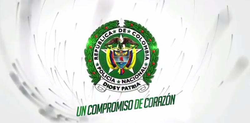 Escudo Policia de Colombia