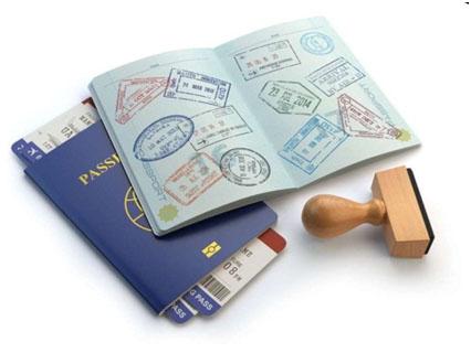 Visa para Coicom 2017