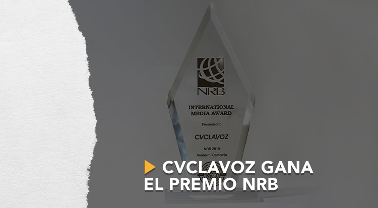 CVCLAVOZ GANA PREMIO NRB 2