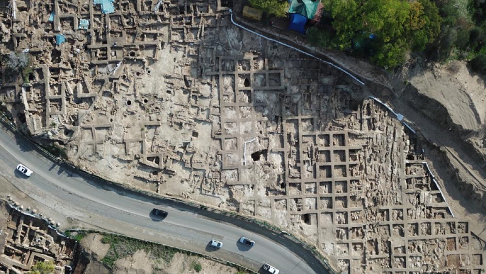 IMPORTANTE DESCUBRIMIENTO ARQUEOLÓGICO PONE EN DISCUSIÓN LA CONSTRUCCIÓN DE CARRETERA ISRAELÍIMPORTANTE DESCUBRIMIENTO ARQUEOLÓGICO PONE EN DISCUSIÓN LA CONSTRUCCIÓN DE CARRETERA ISRAELÍ
