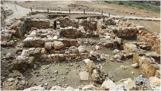 Testimonio de 3.000 años: descubren restos de la época del Tabernáculo en Shiló 2