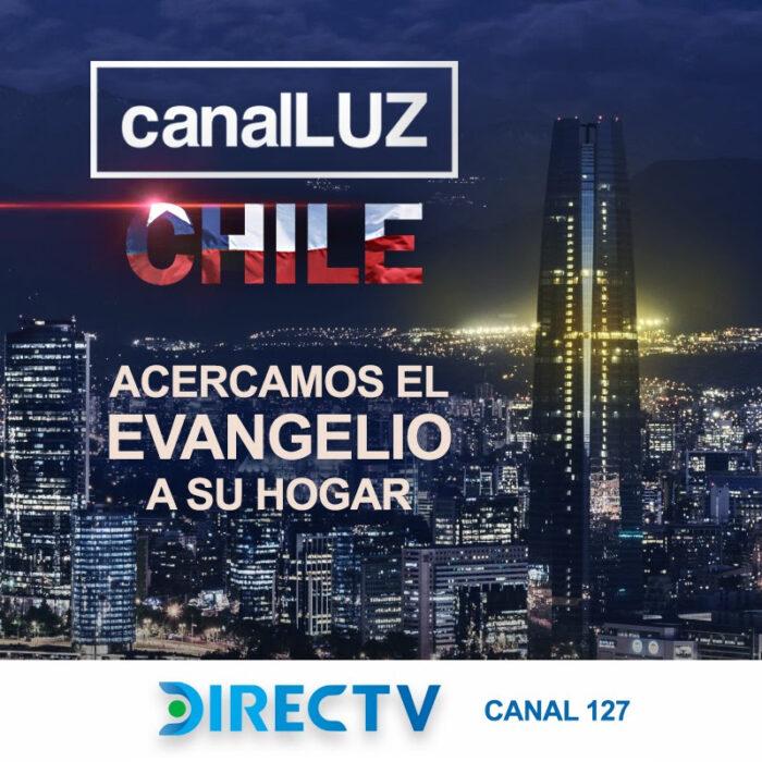 Canal LUZ llega con su señal a hogares Chilenos 2