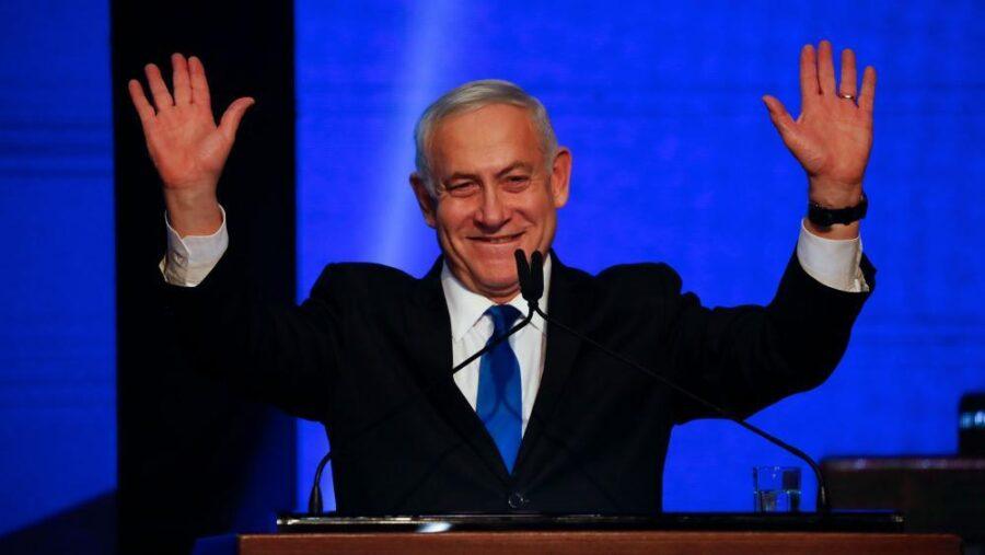 Netanyahu elegido para formar un nuevo gobierno israelí 2