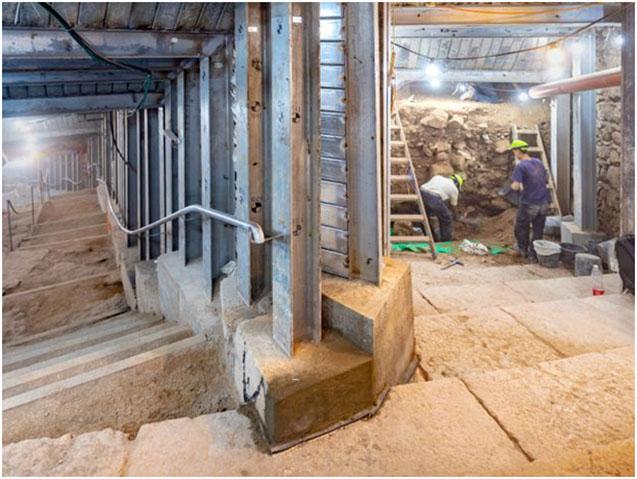 Arqueólogos israelíes pueden haber descubierto el mercado de Jerusalén de la época de Jesús 2