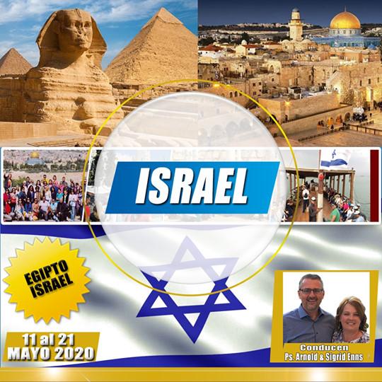 VIAJE A ISRAEL Y EGIPTO EN MAYO 2020 2
