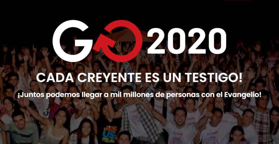 GO 2020 Evangelismo