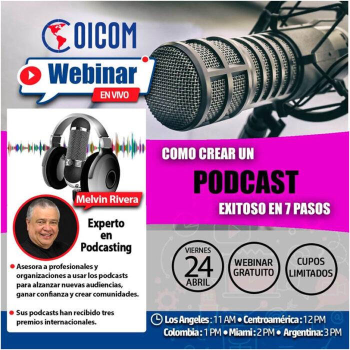Podcast en siete pasos