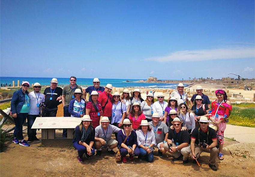 COICOM, Presenta un Webinar desde Tierra Santa. 4