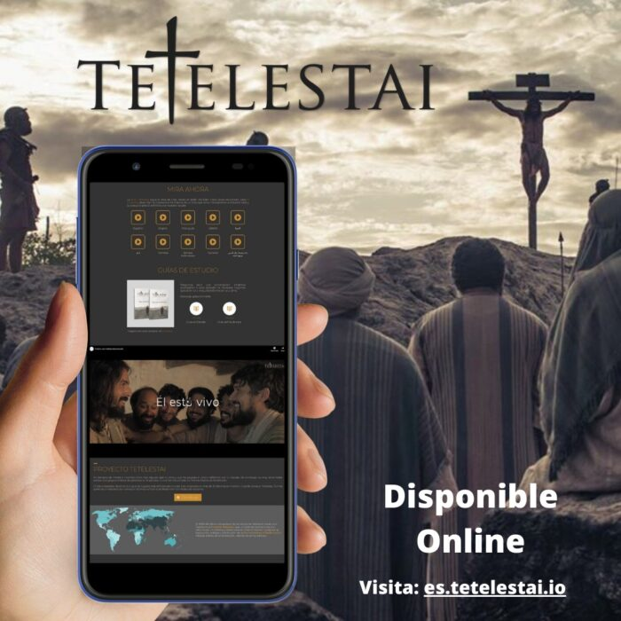 TETELESTAI ES LANZA UNA NUEVE SERIE PARA EL EVANGELISMO Y DISCIPULADO 2