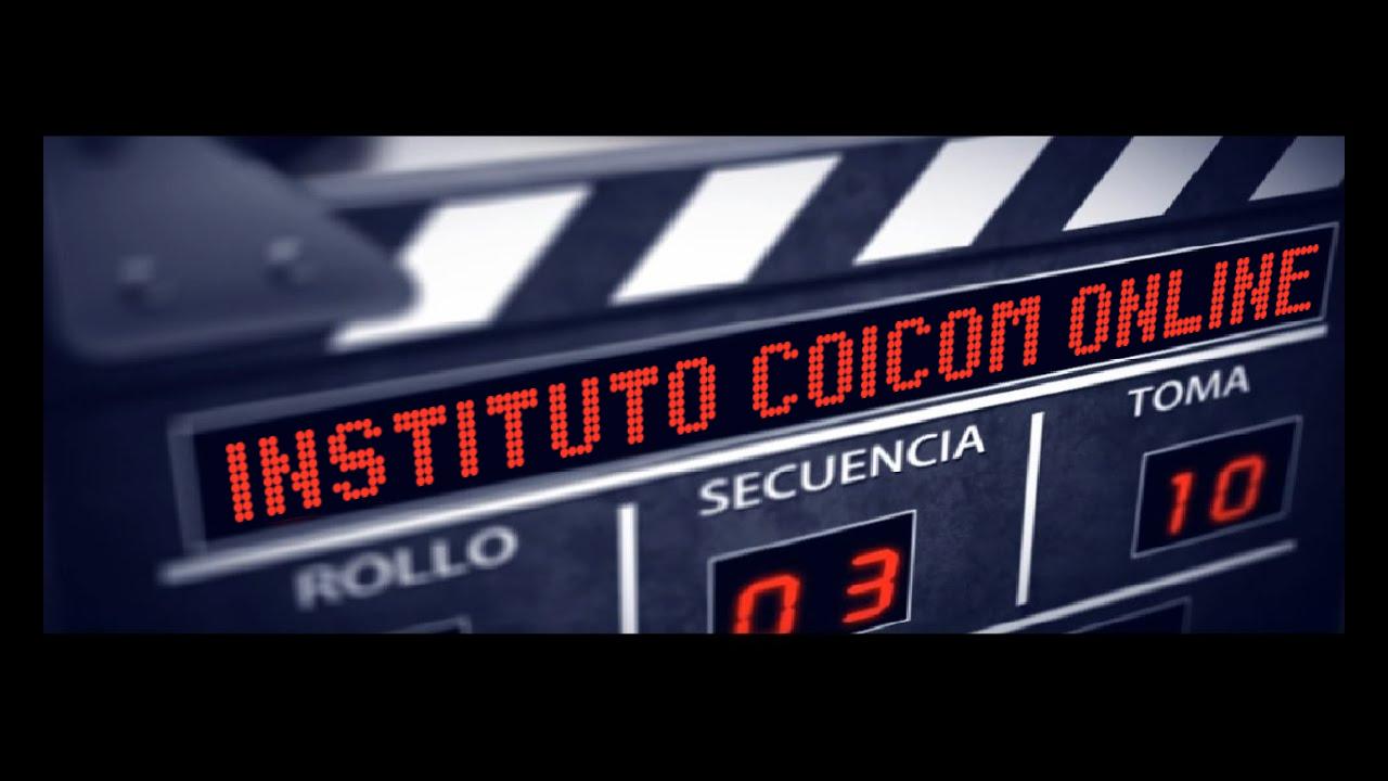 COICOM presenta el curso CINE DIGITAL 1