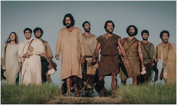 'The Chosen', una serie de televisión acerca la vida de Jesús comenzara a grabar la segunda temporada a pesar de la pandemia
