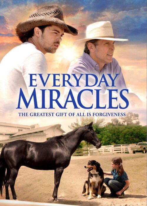 """La nueva película """"Everyday Miracles"""" (Milagros Cotidianos) muestra la vida del hijo de un Pastor que se mueve en el poder de la sanidad 3"""