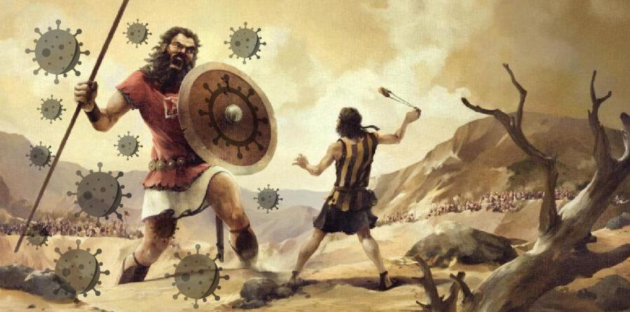La Fe de DaVID y el CoVID-19