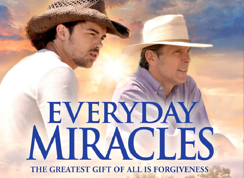 """La nueva película """"Everyday Miracles"""" (Milagros Cotidianos) muestra la vida del hijo de un Pastor que se mueve en el poder de la sanidad 2"""