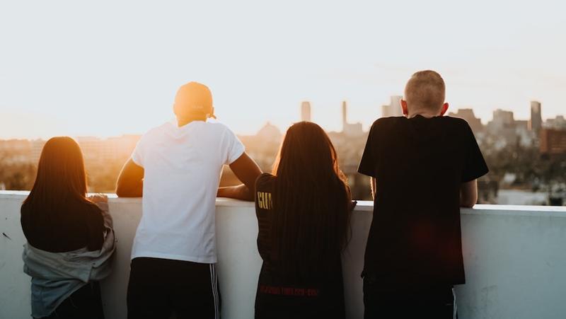 Los jóvenes son una generación que quiere poner sus creencias en acción
