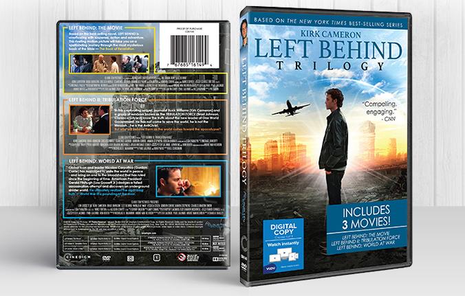 """Las películas """"Left Behind"""" celebran el 20 aniversario con una edición especial de la trilogía"""