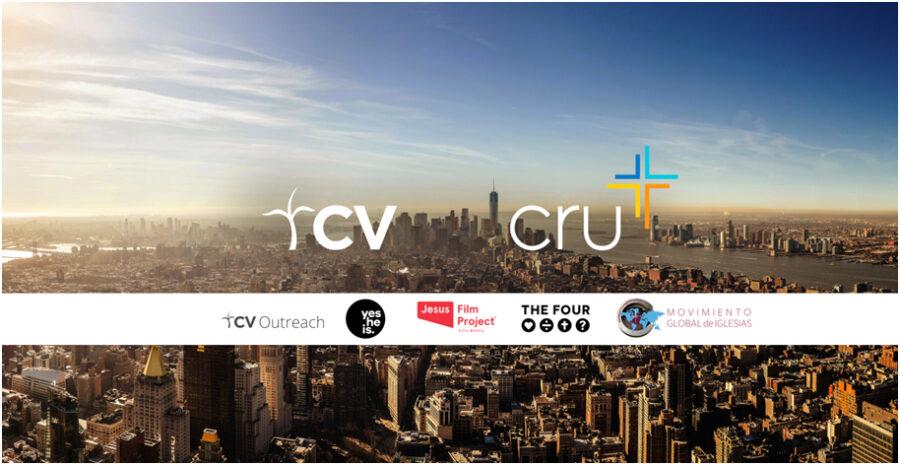 CV Outreach y Cru unen esfuerzos para presentar el Plan de Salvación durante Semana Santa 1