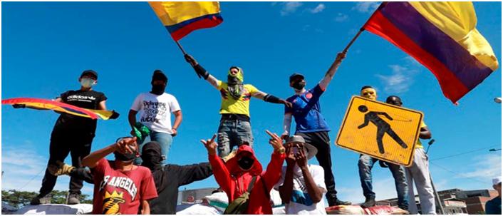 IGLESIA EVANGÉLICA COLOMBIANA LLAMA A LA PAZ Y LA NO VIOLENCIA 4
