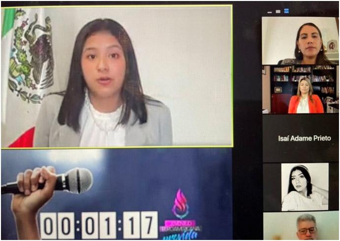 Jóvenes mexicana y panameña serán voceras provida ante la OEA 3