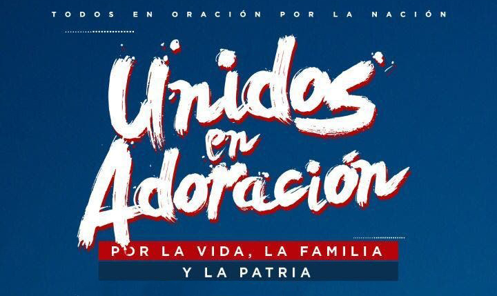 Artistas y comunicadores cristianos celebrarán un evento frente al Congreso Nacional 1